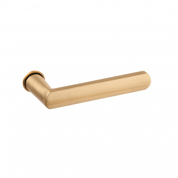 SOLIS brushed brass S01