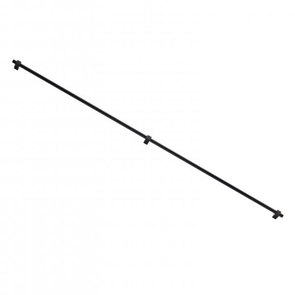 8946 black matt AL6 1065mm