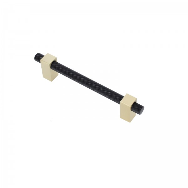 8947 black matt / brushed brass BB/AL6 169mm